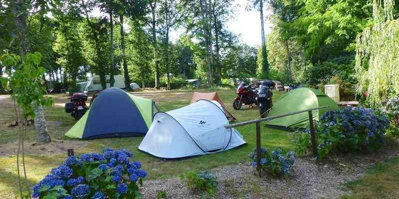 Tentes igloo - Camping d'Aleth